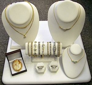 The best assortment of preowned jewelry